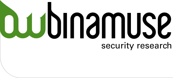 Binamuse security research